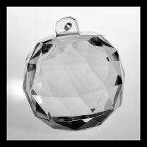 Boule Cristal Taillé à tenon