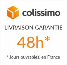 livraison Colissimo vente pièces luminaires