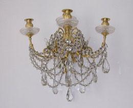 Lustres, lampes appliques